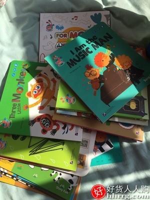 interlace,1# - 点读版彩虹兔,欢唱童谣第2辑毛毛虫点读笔配套书