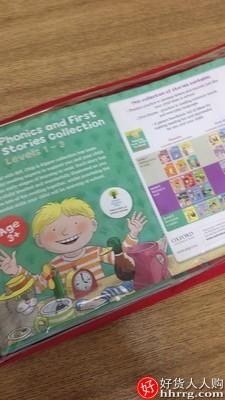 interlace,1# - 牛津树1一3阶自然拼读,牛津阅读树家庭版英语分级绘本