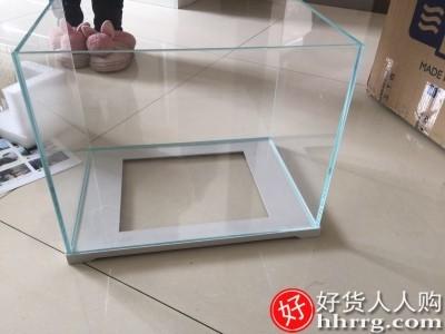 interlace,1# - 超白玻璃鱼缸,桌面客厅生态小型斗鱼金鱼乌龟缸