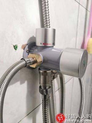 interlace,1# - 明装智能恒温混水阀,太阳能电热水器调控温龙头