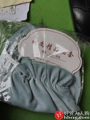 interlace,1# - 长款袖套,办公套袖袖头短款