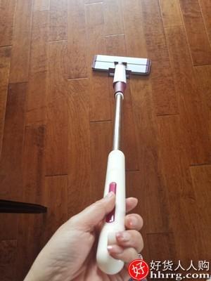 interlace,1# - 好媳妇拖把免手洗,懒人平板拖把家用擦木地板拖布