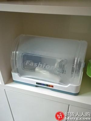 interlace,1# - 放杯子的收纳盒防尘箱,带盖家用水杯架子沥水托盘置物架