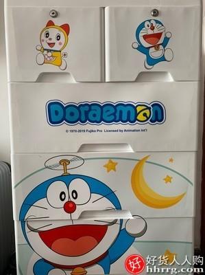 interlace,1# - 特大加厚抽屉式收纳柜子盒,婴儿童衣柜储物柜