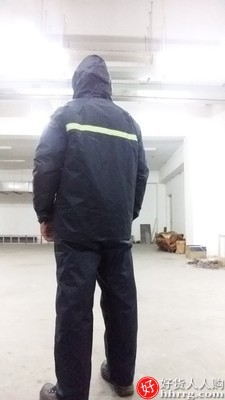 interlace,1# - 天堂雨衣雨裤套装,电动车摩托车双层加厚雨披分体雨衣