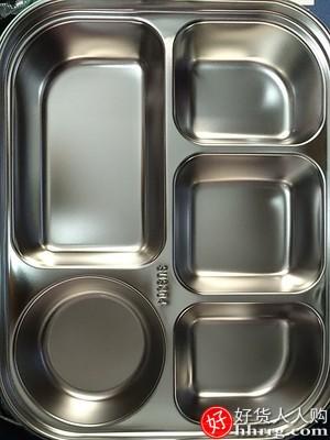 304不锈钢保温饭盒,便携分格带汤便当餐盒套装