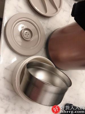 德国博奥尼保温饭盒,超长多层不锈钢大保温桶