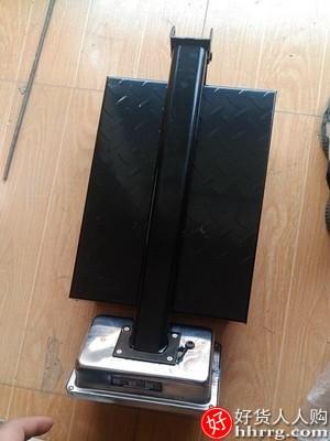300kg商用小型电子秤,100公斤称重高精度电子称快递磅