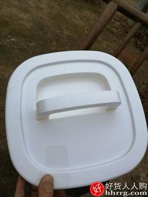 装米桶防虫防潮密封收纳米箱20斤,家用面粉储存罐米缸