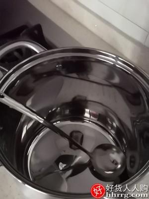 华际达汤锅,304不锈钢家用加厚大容量高汤锅