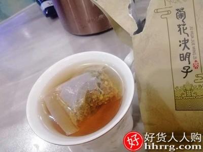 仁和菊花决明子茶,枸杞金银花牛蒡根茶养肝护茶包