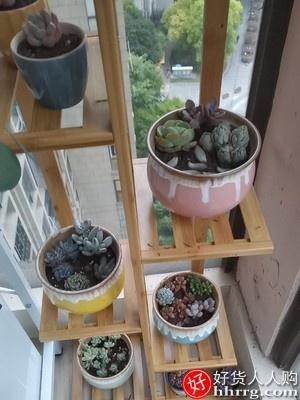 木马人花架,置物多层室内阳台绿萝盆装饰铁艺