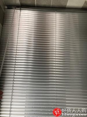 CR9百叶窗帘卷帘,免打孔家用升降防水卫生间
