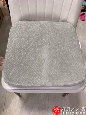 格瑞莱芙坐垫,久坐加厚美臀椅垫凳慢回弹记忆棉