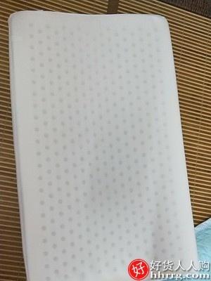 interlace,1# - 福满园泰国乳胶枕头,护颈椎橡胶睡眠记忆枕芯