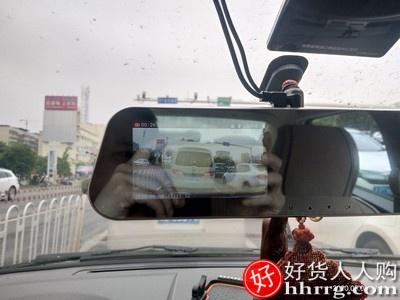 捷渡行车记录仪,无线免安装车载流媒体倒车影像