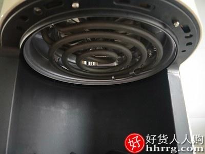 美的空气炸锅,家用无油大容量全自动多功能低脂电烤箱