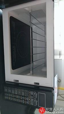 格兰仕智能家用小型平板微波炉DG,光波炉蒸烤箱一体