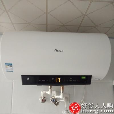 美的电热水器,洗澡淋浴60/50升小型储水式即热一级TK1