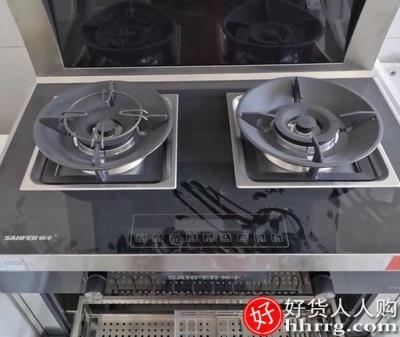 帅丰2019U7-3B二星消毒柜集成灶,升级变频电机