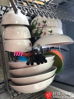 美的华凌台式洗碗机Vie1,全自动家用免安装小型消毒刷碗