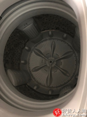 小天鹅波轮洗衣机TB80V20,全自动家用8KG公斤洗脱一体