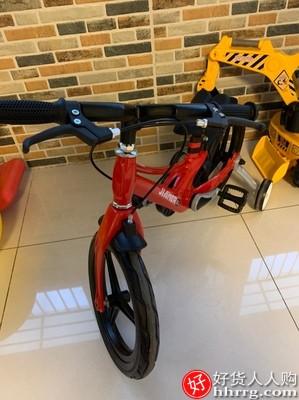 健儿儿童自行车,宝宝脚踏车男孩女孩单车