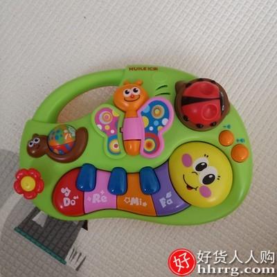 汇乐927启蒙手指琴,益智学习儿童电子琴
