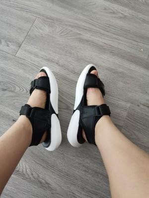 夏季新款小码女凉鞋,厚底大码运动凉鞋