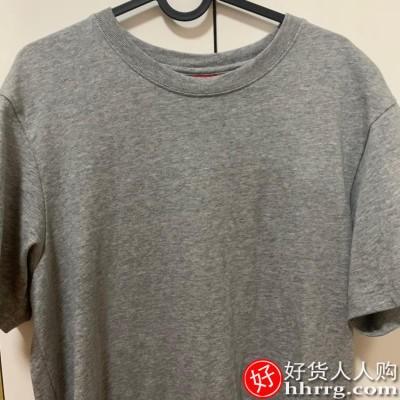 Dickies基础款纯色短袖T恤,圆领光板TEE情侣款DK007093