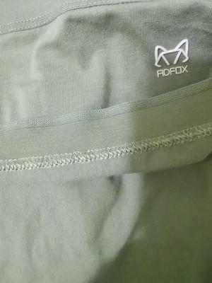 北极绒女士内裤,100%全棉抗菌裆中腰三角内裤