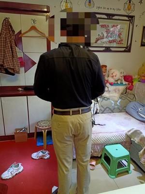 花花公子冰丝男士长袖衬衫,宽松白黑色衬衣