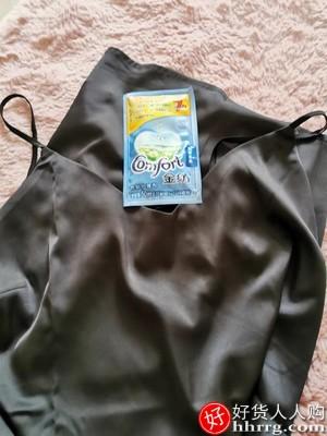 1597125452 O1CN010D8dBq1TEnlW5zGpk 0 rate.jpg 400x400 - 夏季冰丝女睡裙,薄款丝绸吊带睡衣家居服