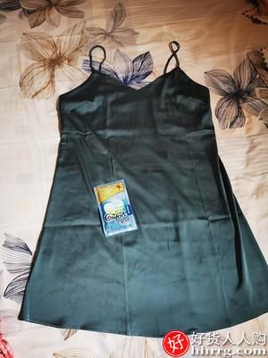 1597125458 O1CN012VSxYk2C5KHOgEfGc 0 rate.jpg 400x400 - 夏季冰丝女睡裙,薄款丝绸吊带睡衣家居服