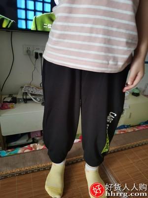 巴拉巴拉男童裤,儿童短裤防蚊裤七分裤