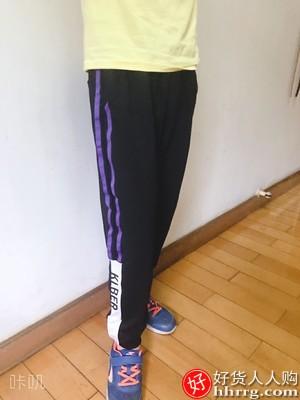 少年说男童裤子,儿童休闲运动长裤