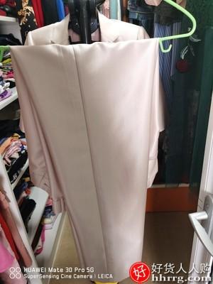 祥春鸟女士小西装外套,高端职业装正装商务西服套裙