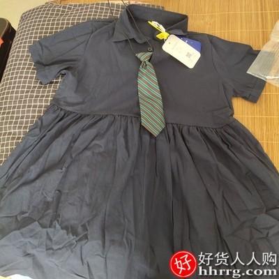 polo领衬衫连衣裙女,韩版加绒小皮鞋