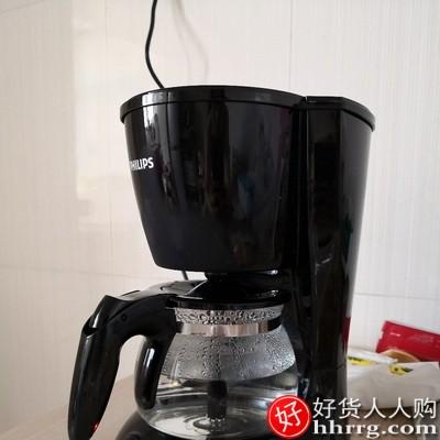 飞利浦HD7432/20咖啡机,家用小型多功能美式咖啡壶