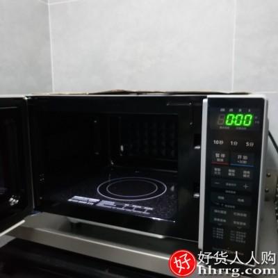 1610498675 O1CN01hslnz11WwGEWE6RtM 0 rate.jpg 400x400 72431494 - 美的L201B微波炉蒸烤箱一体,全自动平板变频小型光波正品