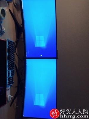 interlace,1# - AOC C27G1 27英寸144HZ响应曲面台式液晶电脑显示器,曲屏HDMI显示屏升降壁挂屏幕
