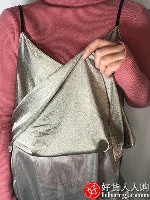 interlace,1# - 乔薇依防辐射服孕妇装,怀孕期内穿肚兜电脑上班族隐形肚兜
