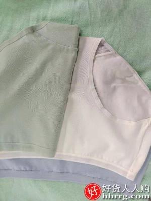 interlace,1# - 恒源祥纯棉女士内裤,无痕棉质抗菌中腰全棉三角短裤
