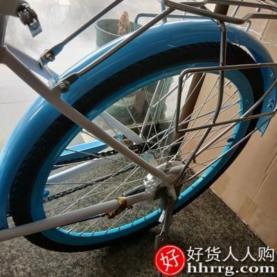interlace,1# - 瑞韵女式轻便自行车,上班成年男女通勤车淑女单车