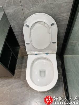 interlace,1# - 佑恩卫浴抽水马桶,无水箱小户型节水小坐便器卫生间电动座便器