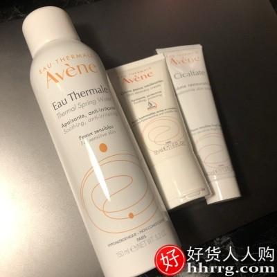 interlace,1# - 雅漾修护舒缓保湿霜50ml,0号霜敏感肌温和保湿补水滋养乳液面霜