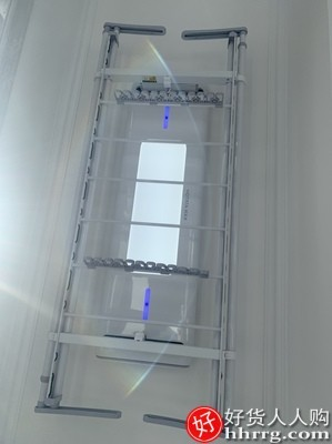interlace,1# - 好太太电动升降阳台晾衣架,家用晾被杆伸缩凉晒衣架