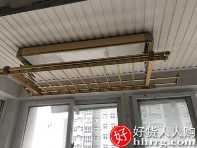 interlace,1# - 邦禾电动晾衣架,自动智能晾衣杆折叠挂衣架机阳台升降晒衣架