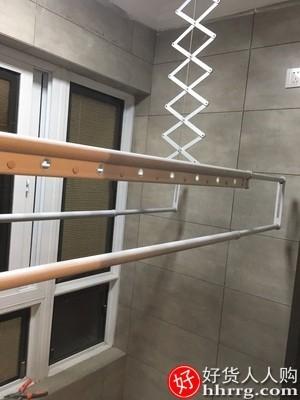 interlace,1# - 施耐德升降电动晾衣架,阳台智能家用遥控自动烘干伸缩晒衣架