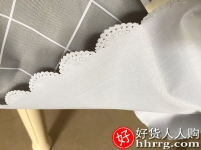 interlace,1# - 喜艺坊防水防烫防油桌布,免洗北欧长方形茶几餐桌布pvc台布桌垫